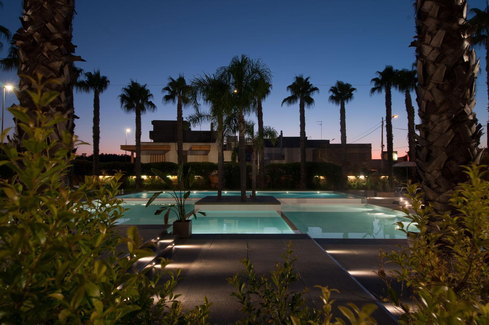 Hotel con piscina Salento